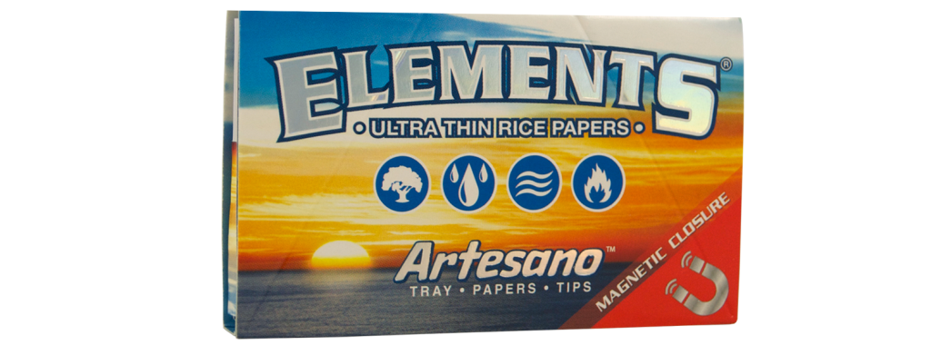 ELEMENTS® ARTESANO 1 ¼ (With Tips & Trays)