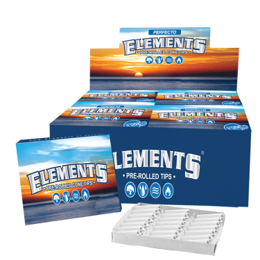 ELEMENTS® PRE ROLLED TIPS