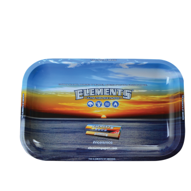 ELEMENTS<sup>®</sup> ROLLING TRAY – SMALL