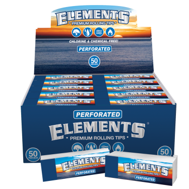 ELEMENTS® PERFORATED TIPS
