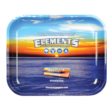 ELEMENTS<sup>®</sup> ROLLING TRAY – LARGE