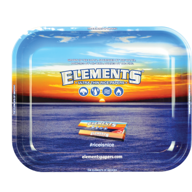 ELEMENTS<sup>®</sup> ROLLING TRAY - LARGE