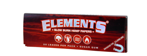 ELEMENTS® RED PAPERS 1 ¼