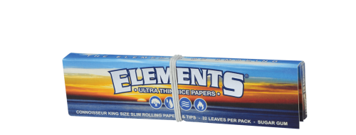 ELEMENTS<sup>®</sup> CONNOISSEUR KING SIZE SLIM