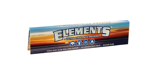 ELEMENTS® KINGSIZE SLIM