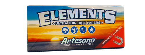 ELEMENTS® ARTESANO KINGSIZE SLIM
