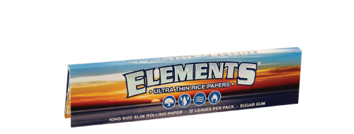 ELEMENTS<sup>®</sup> KING SIZE SLIM