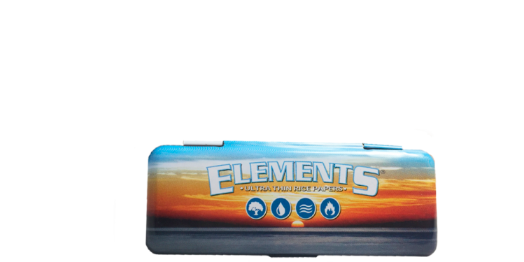ELEMENTS<sup>®</sup> 1¼ METAL PAPER CASE