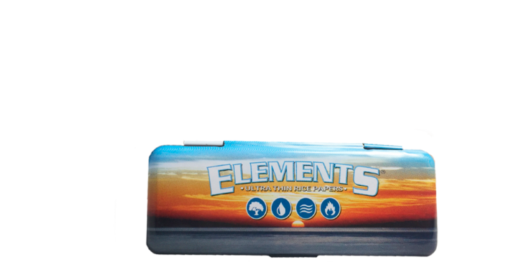 Elements® 1¼ Metal Case