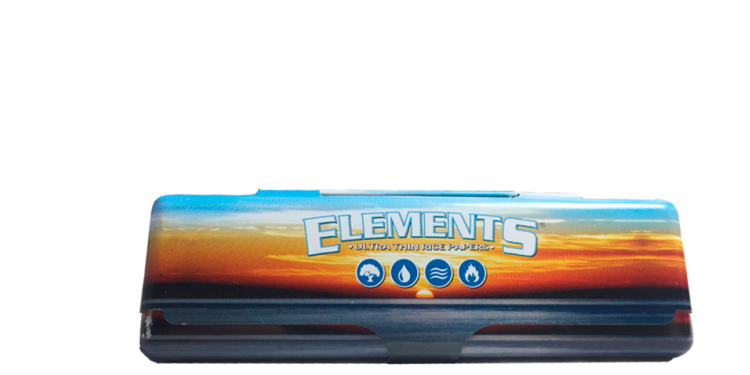 ELEMENTS<sup>®</sup> KING SIZE METAL PAPER CASE